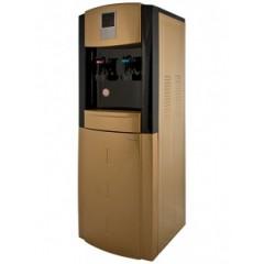 Кулер для воды с холодильником BIORAY WD 3221M Black-Gold