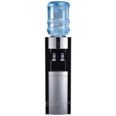 """Кулер для воды """"Экочип"""" V21-LE black-silver с электронным охлаждением"""