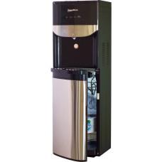 Кулер для воды с нижней загрузкой бутыли Aqua Work R71-T черный