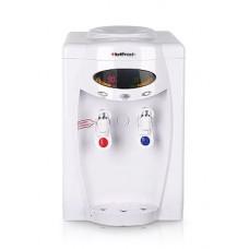 Настольный кулер для воды HotFrost D208T white (с дисплеем)