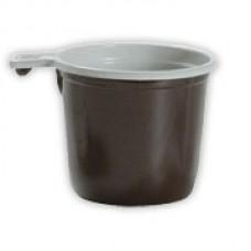 Чашка кофейная пластиковая одноразовая 100шт.