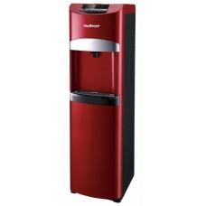 Кулер для воды с нижней загрузкой бутыли Hotfrost 45 AS red
