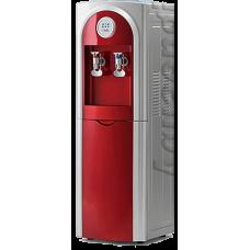 Кулер с холодильником AEL-123B Red