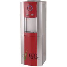 Кулер для воды с холодильником Ecotronic G8-LF Red