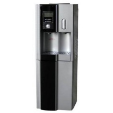 Кулер для воды напольный со шкафчиком LC-AEL-180 со шкафчиком и дисплеем