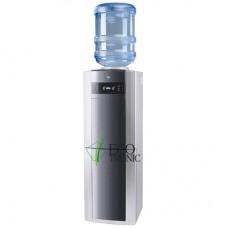 Кулер для воды  с холодильником и  дисплеем Ecotronic G21-LFPM carbon