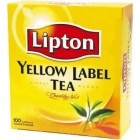 Чай Lipton Yellow Label