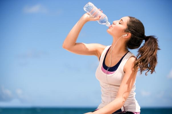 пейте проверенную воду